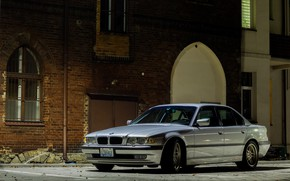 Обои car, bmw, бмв, e38, 7 series, е38