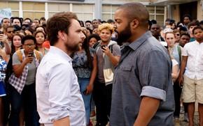 Картинка cinema, Ice Cube, man, fight, movie, film, teacher, Charlie Day, Fist Fight