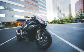 Картинка дизайн, фон, мотоцикл