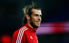 Обои Speed, Wales, Alexanderfavorsky, Football, Gareth Bale