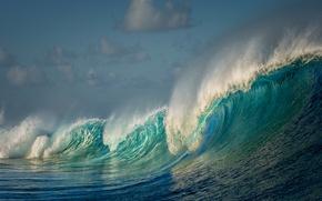 Картинка море, волны, вода, природа, океан