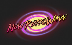 Картинка Музыка, Неон, Фон, Retro, Synthpop, Darkwave, Synth, Retrowave, Synthwave, Synth pop, New Retro Wave