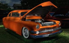 Картинка 1951, Mercury, Custom Coupe