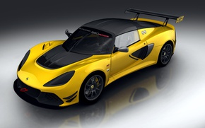 Картинка car, Lotus, supercar, yellow, Lotus Exige, Sport 380, Lotus Exige Sport 380