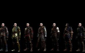 Картинка Броня, Ведьмак, Геральт из Ривии, Белый Волк, The Witcher 3 Wild Hunt, Ведьмак 3: Дикая …
