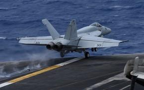Картинка взлет, Super Hornet, FA-18E, F A-18E Super Hornet