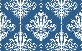 Картинка обои, текстура, орнамент, texture, винтаж, wallpapers, pattern, royal, ornament, classical, seamless, textile, victorian, background.
