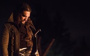 Картинка machete, knife, strong, Jason Momoa, tv series, Netflix, Frontier, Declan Harp