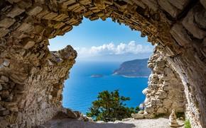 Картинка sea, beautiful, rocks, caves