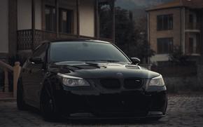 Обои V10, BMW, E60, Atmo