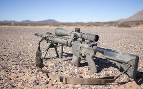 Обои Mk12, штурмовая винтовка, ремешок, оружие