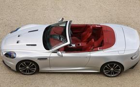 Картинка Aston Martin, DBS, кабриолет, volante