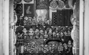 Картинка black & white, мечеть, магазин, черно - белое, старый город, uzbekistan, uzbek, old city, national …