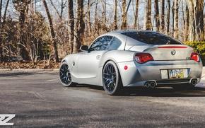 Картинка BMW, Coupe, Stance, Z4