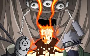 Картинка game, Naruto, anime, Ninja, Akatsuki, mask, manga, hokage, shinobi, Kakashi, Naruto Shippuden, Tobi, jinchuuriki, doujutsu, …