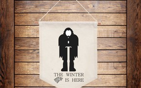 Картинка wolf, A Song of Ice and Fire, Jon Snow, Stark, Game Of Thrones, tv series, …