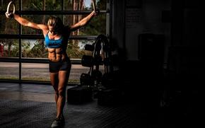 Картинка female, workout, fitness