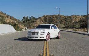 Картинка WHEELS, ROLLS ROYCE, GHOST, BLOCCO-ECL
