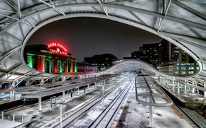 Картинка Denver, Colorado, Union Station