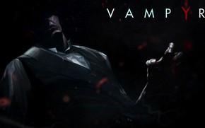 Картинка game, vampire, Vampyr