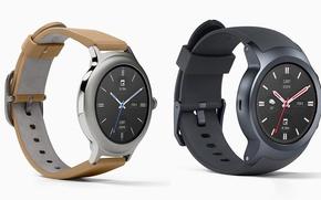 Обои MWC 2017, LG Watch Sport, watch, LG Watch Style