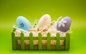 Картинка яйца, Пасха, spring, Easter, eggs, decoration, Happy, tender