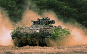Обои military vehicle, armored vehicle, military power, war materiel, armored, weapon, armed forces, Marder