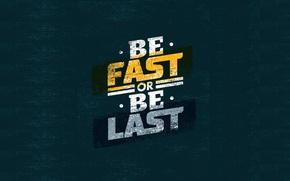 Картинка fast, motivation, quote