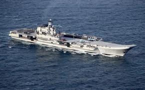 Картинка авианосец, адмирал кузнецов, Тяжёлый авианесущий крейсер