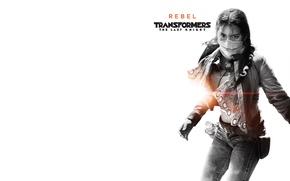 Картинка cinema, girl, movie, Transformers, film, rebel, Transformers The Last Knight