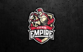 Картинка Logo, Team, Dota 2, Empire, Esports, Organization