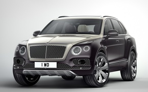 Картинка car, Bentley, Bentley Bentayga Mulliner