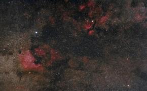 Картинка космос, звезды, бесконечность