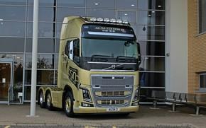 Обои FH16, Volvo, Ailsa 3, Edition
