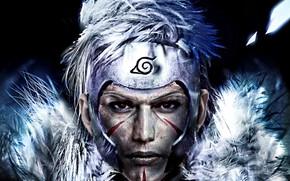 Картинка Naruto, anime, ninja, manga, shinobi, Naruto Shippuden, Tobirama, Konoha, japonese, anian