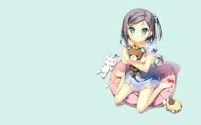 Картинка kawaii, neko, anime, pretty, asian, manga, japanese, oriental, asiatic, bishojo, 011, Hentai Ouji To Warawanai …