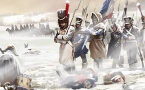 Картинка GSC Game World, компьютерная игра, стратегия в реальном времени, Наполеоновские войны, Казаки II