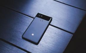 Картинка Google, Black, Pixel, Smartphone, 2 XL
