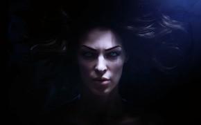 Картинка hair, look, shadow, Middle-Earth Shadow of Mordor, Shadow of War, Middle-Earth: Shadow of War, Shelob