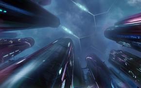 Картинка сооружения, купол, Halo Projects
