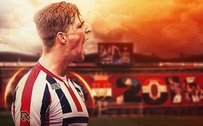 Картинка wallpaper, sport, football, player, Sol