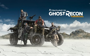 Картинка ghost recon, ubisoft, bolivia, buggy, ghost recon wildlands, tom clancy's ghost recon wildlands