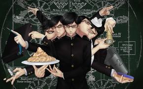 Картинка anime, manga, japanese, seifuku, Sakamoto, Sakamoto desu ga?, Midorikawa Hikaru, Haven't You Heard? I'm Sakamoto