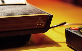 Картинка Console, Atari, 2600