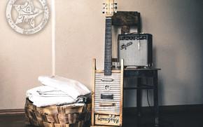 Обои музыка, гитара, инструмент