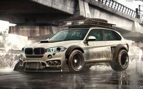 Картинка Авто, Рисунок, BMW, Машина, Арт, Art, BMW X5, Рендеринг, Yasid Design, Yasid Oozeear, YASIDDESIGN, BMW …