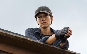 Картинка The Walking Dead, Lauren Cohan, Maggie Greene, Season 7