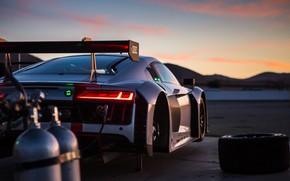 Картинка спорт, Audi R8, автогонки, Audi R8 LMS