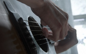 Картинка music, guitar, game, hand, The Last of Us, The Last of Us: Part 2