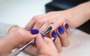 Картинка woman, nails, manicure